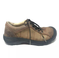 Keen XT 1206 Brown Lace Up Shoes Size 11