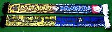 """Dortmund Hamburg Freundchafts POLY-SCHAL """"EWIGE FREUNDSCHAFT"""" Ultra Fan Block"""