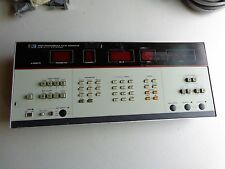 HP Agilent 8160A Programmable Generator Front Panel