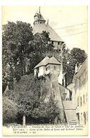 CPA 73 Savoie Chambéry Château des Ducs de Savoie et Tour des Archives
