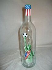 BOUTEILLE SERIGRAPHIEE FIFA WORLD CUP USA 94 Bottle Coupe du Monde Football