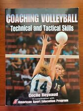 COACHING VOLLEYBALL Cecile Reynaud