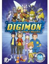 Digimon Frontier: The Complete Forth Season [New DVD] Boxed Set