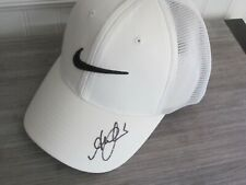 Adam Long SIGNED New Nike Hat PGA Tour Flag masters open