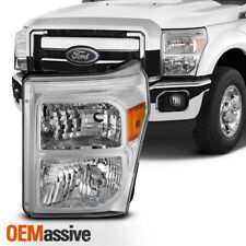 2011-2016 Ford F250 F350 F450 F550 SuperDuty Driver Left Side Headlight Lamp