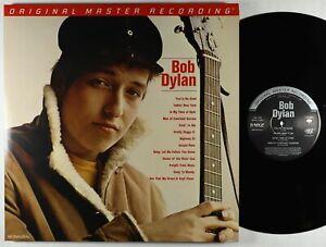 Bob Dylan - S/T 2xLP - Columbia MoFi Audiophile Mono NM