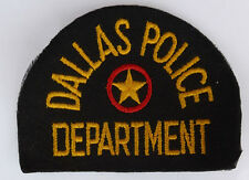 Patch -- Dallas Police Department --