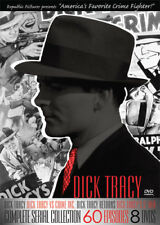 Dick Tracy: Complete Serial Collection [New DVD] Black & White, Boxed Set, Col