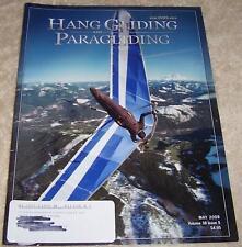 Hang Gliding & Paragliding Magazine May 2008