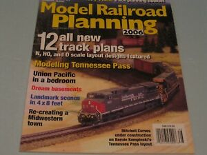 Model Railroader Special Issue - Model Railroad Planning 2006
