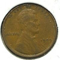 1909 VDB 1C Lincoln Cent (60753)