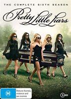 Pretty Little Liars : Season 6 (DVD, 5-Disc Set) NEW