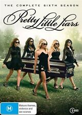 Pretty Little Liars SERIES Season 6 : NEW DVD