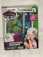 NEW Style Six Fashion Attaching Machine by Jakks
