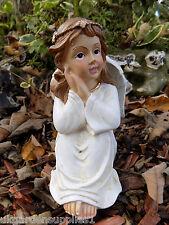 Angel Ornament - Figure - Statue - Resin Garden Ornament