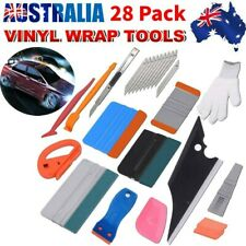 28× Professional Window Tinting Tools Kit Auto Car Wrap Application of Tint Film