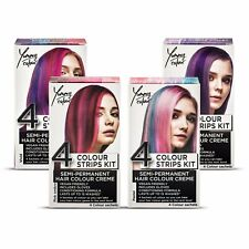 Stargazer Yummy Colour Semi-Permanent Hair colour Strips Kit Ombre Balayage