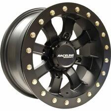 14x8, 4/156, 4+4 Raceline Mamba Blackout Beadlock Wheel - A71B-48056-44