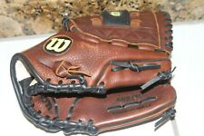 "Wilson A905 Rustic Leather 11 3/4"" Baseball Glove Mitt RHT"