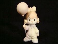 New ListingPrecious Moments-Clown Holding Balloon-Ship Mark * With Box *