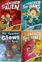 MY TEACHER Children's Sci Fi Series by Bruce Coville PAPERBACK Collection 1-4