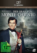 Der Graf von Monte Christo - Teil 1+2 - mit Jean Marais (1954) - Filmjuwelen DVD