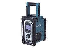 Makita DMR102 Baustelle Radio blau