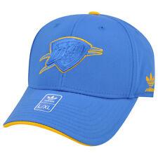NBA Adidas Oklahoma City Thunder OKC Fashion Color TY13Z Flex Fit L/XL Hat Cap