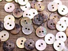 Wholesale Button Lot 1000 16L 10mm Japan Real Pearl Shell Shirt Agoya Akoya DIY
