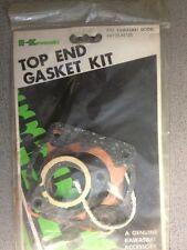 Kawasaki OEM Vintage  Top End Gasket Kit Fits KX125 KS 125