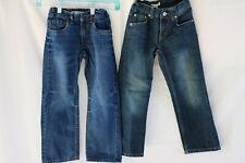 Levi's (2) Little Boys 505 Regular Blue Jeans - 7 REG -