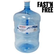 American Made - BPA Free - Reusable - Large 5 Gallon Water Bottle Jug NEW