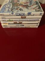 Lot Of 7 Wii Games