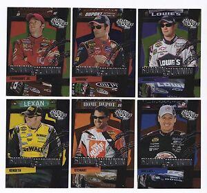 2004 Trackside RUNNIN N GUNNIN #RG2 Jeff Gordon BV$4!