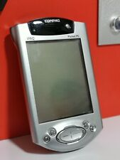 Compaq iPaq H3835 Pocket Pc Color Lcd Handheld Pda+Stylus 64mb H-3835 Not Tested