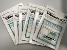 Licenza Originale Windows 95