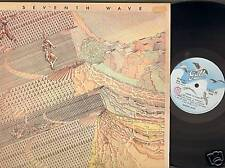 SEVENTH WAVE THINGS TO COME Gull 1975 LP Prog Sympho