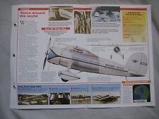 Aircraft of the World - Lockheed Vega 'Winnie Mae'