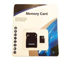 BRAND NEW 128GB Class 10 Micro SD SDXC Memory Card with Free Adapter
