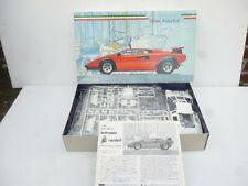 1/24 Fujimi Lamborghini Countach LP500S Walter Wolf''NEW VINTAGE IN BOX