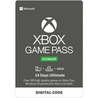 1 DAY SALE Xbox Game Pass ULTIMATE + Live GOLD 14 Days - INSTANT 24/7 DELIVERY