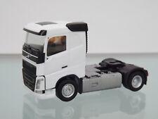 Her308694 Camion Solo - Volvo FH de couleur Blanc
