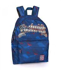 Eastwick FLAG USA America Backpack Rucksack Travel Work Laptop Bag Blue