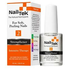 Nail Tek - Nail Treatments - Strengthener - Intensive Therapy II - 0.5oz / 15ml