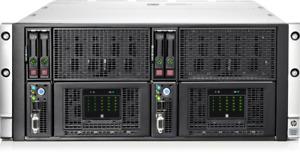 HPE ProLiant SL4540 Gen8  2x25 Storage Server 24x HPE 3TB LFF **72TB** SAS