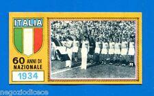 CALCIATORI PANINI 1969-70 - Figurina-Sticker - ITALIA 1934 -Rec