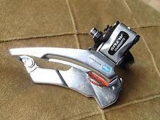 Triplo Shimano Altus Deragliatore Dual Pull 34.9 mm Clip/banda su RRP £ 29.95