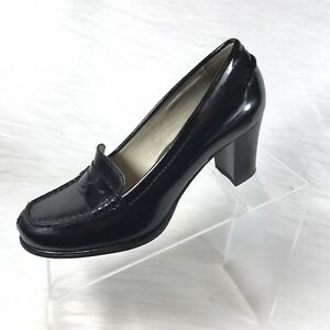 Michael Kors Women's Pumps Black Patent Leather Size 7 M