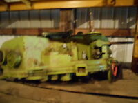 Used Claas length of cut gearbox