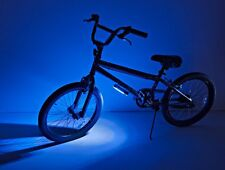 Brightz LTD Blue Go Brightz LED Bicycle Light Strip, for Frame - Be Seen!!!!